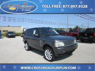 Used 2006 Land Rover Range Rover Supercharged in Joplin, Missouri