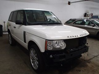 Used 2006 Land Rover Range Rover HSE in Portland, Michigan