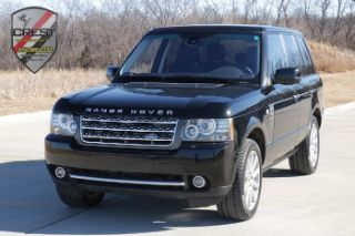 Used 2010 Land Rover Range Rover Supercharged in Kansas City, Missouri
