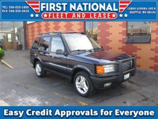 Land Rover Range Rover SE 1998