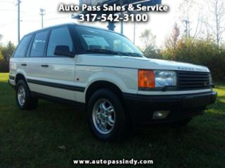 Used 1998 Land Rover Range Rover SE in Indianapolis, Indiana