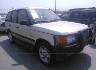 Land Rover Range Rover HSE 1998