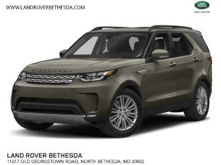 Used 2018 Land Rover Discovery HSE Luxury in North Bethesda, Maryland