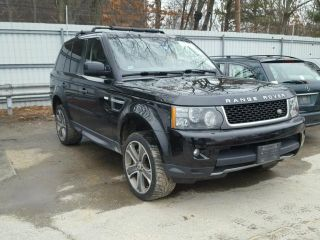 Used 2011 Land Rover Range Rover Sport Supercharged In North