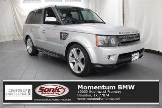 Land Rover Range Rover Sport HSE 2012