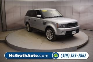 Used 2010 Land Rover Range Rover Sport HSE in Dubuque, Iowa