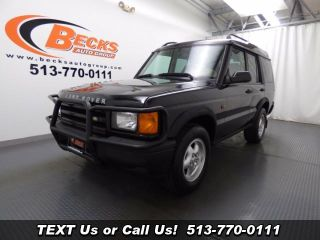 2001 Land Rover Discovery SD