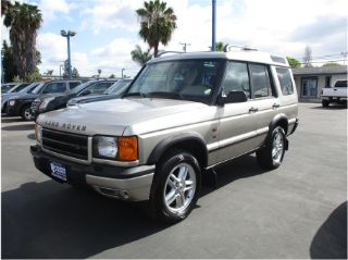 Land Rover Discovery SE 2002
