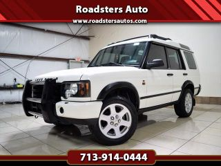 Land Rover Discovery SE 2004