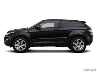 Land Rover Range Rover Evoque Pure Plus 2012