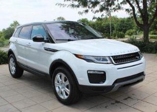 Louisville Land Rover >> Used 2016 Land Rover Range Rover Evoque Se Premium In Louisville