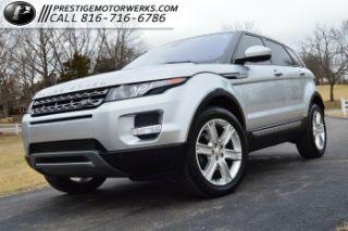 Used 2015 Land Rover Range Rover Evoque Pure Premium in Kansas City,  Missouri
