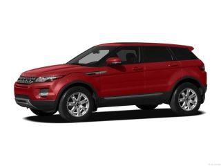 Land Rover Range Rover Evoque Pure 2012