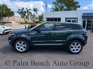 Land Rover Range Rover Evoque Pure Premium 2012