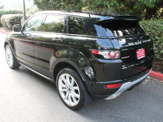 Used 2012 Land Rover Range Rover Evoque Dynamic in Bellevue, Washington