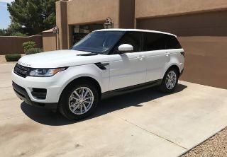 Range Rover Scottsdale >> Used 2017 Land Rover Range Rover Sport Se In Scottsdale Arizona