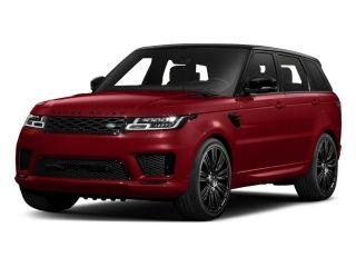 Land Rover Range Rover Sport Supercharged 2018