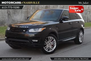 Land Rover Range Rover Sport Supercharged 2015