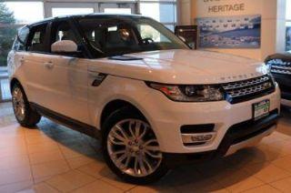 Land Rover Range Rover Sport HSE 2015