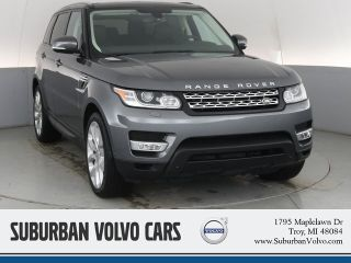 Used 2014 Land Rover Range Rover Sport HSE in Troy, Michigan