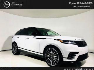 Range Rover Scottsdale >> Used 2018 Land Rover Range Rover Velar R Dynamic Hse In