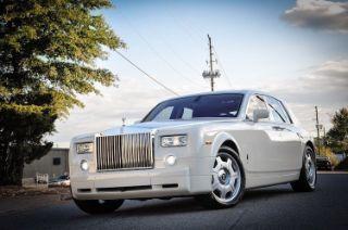 Rolls-Royce Phantom 2006