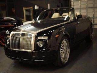 Used 2009 Rolls-Royce Phantom Drophead in Calabasas, California
