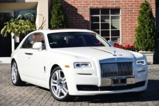 Rolls-Royce Ghost 2016