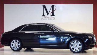 Rolls-Royce Ghost 2011