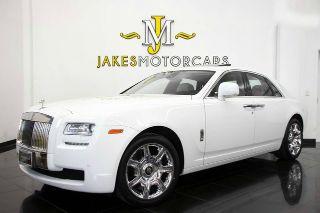 Used 2011 Rolls-Royce Ghost in San Diego, California