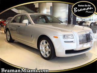 Rolls-Royce Ghost 2014