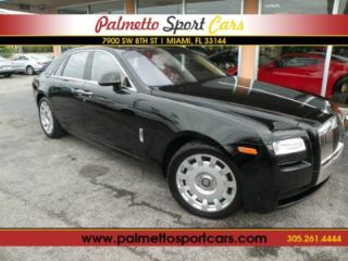 Used 2014 Rolls-Royce Ghost in Miami, Florida