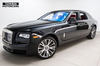 Rolls-Royce Ghost 2018