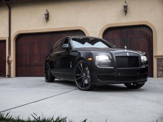 Used 2015 Rolls-Royce Ghost in Calabasas, California