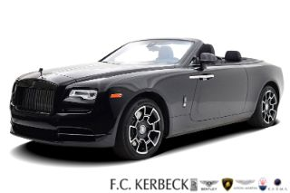 2018 Rolls-Royce Dawn Black Badge