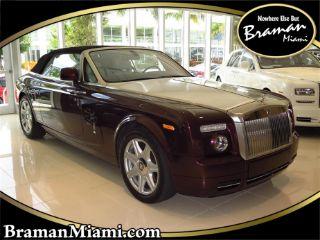 Rolls-Royce Phantom Drophead 2010