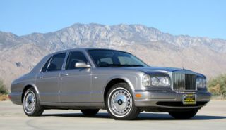 used 2000 rolls-royce silver seraph in palm springs, california