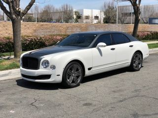 2013 Bentley Mulsanne