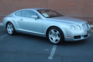 Used 2005 Bentley Continental Gt In Sacramento California