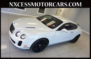Used 2010 Bentley Continental Supersports in Houston, Texas