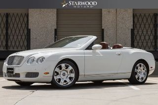 Used 2008 Bentley Continental GTC in Dallas, Texas