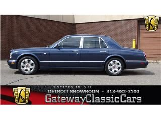Bentley Arnage Red Label 2002