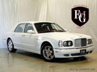 Bentley Arnage Red Label 2002