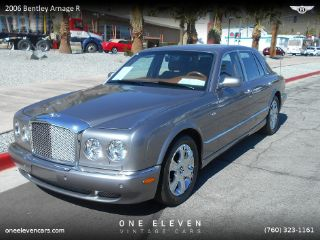 used 2006 bentley arnage r in palm springs, california