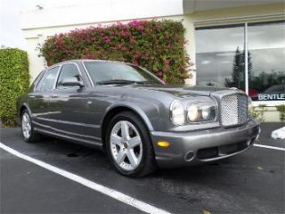 Bentley Arnage T 2002