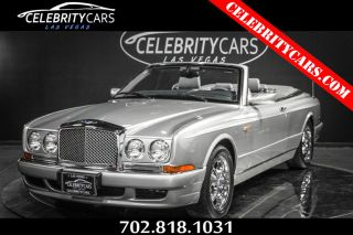 Bentley Azure Mulliner 2002