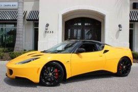 Lotus Evora S 2014