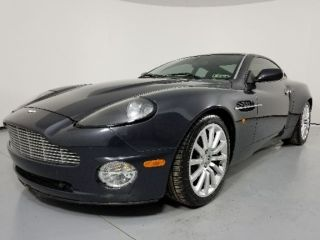 used 2003 aston martin v12 vanquish coupe in state college, pennsylvania