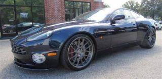 2005 Aston Martin V12 Vanquish S