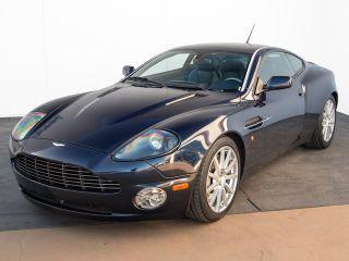 Used Aston Martin V Vanquish S In Los Gatos California - 2006 aston martin vanquish price